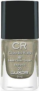 Esmalte Claudia Raia Nude Rainha - Caixa com 6 unidades