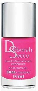 Esmalte Deborah Secco Rose Bonbon - Caixa com 6 unidades