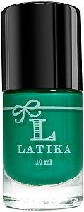Esmalte Latika Green Ikat -Caixa com 6 unidades