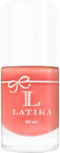 Esmalte Latika Rosewater Slush - Caixa com 6 unidades