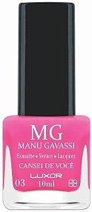 BLACK FRIDAY Esmalte Manu Gavassi Talvez - Caixa com 6 unidades