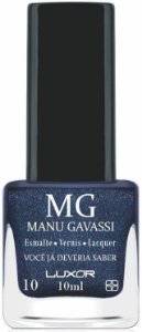BLACK FRIDAY Esmalte Manu Gavassi  Você ja deveria saber - Caixa com 6 unidades