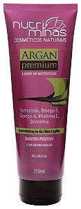 Leve In - Nutriminas Argan Premium Caixa com 3 unidades