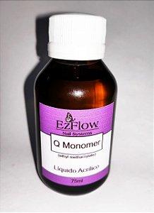 Liquido Acrilico Monomer 75ml - 3 unidades