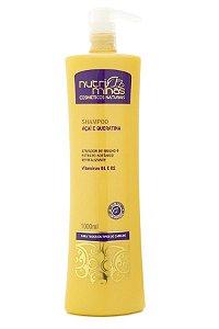 Nutri Minas Shampoo Açaí 1000ml (Embalagem com 3 Unidades)