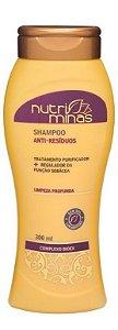 Nutri Minas Shampoo Anti Resíduos 300ml (Embalagem com 3 unidades)