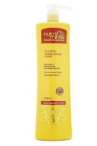 Nutri Minas Shampoo Tucumã 1000ml - Caixa com 3 unidades