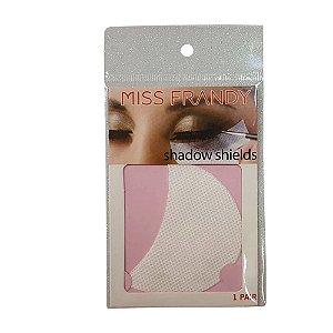 Adesivo Maquiagem Shadow Shields Miss Frandy - 10 Unidades