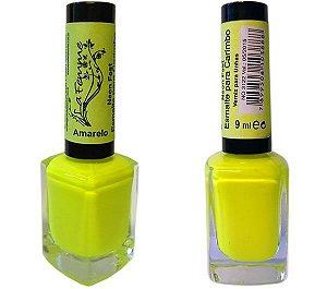 Esmalte LaFemme Amarelo - 6 unidades