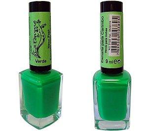 Esmalte LaFemme - Verde - 9ml - Neon Fest - Caixa com 6 unidades