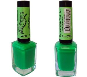 Esmalte LaFemme Verde Neon Fest - 6 unidades