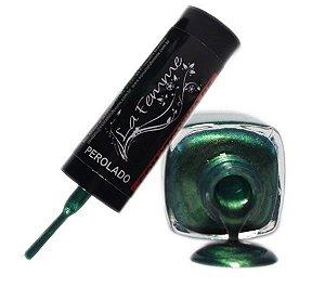 Esmalte LaFemme - Esmeralda - 9ml - Perolado - Caixa com 6 unidades