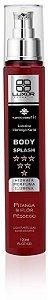 Body Splash 120ml - 3x1 Perfuma - Hidrata - Ilumina - Pitanga & Flôr de Pêssego - Caixa com 6
