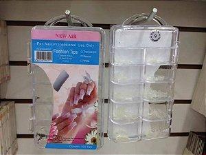 Unhas Tips mini numero 9(Embalagem com 3)