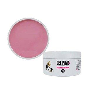 Gel Hard Led/uv 25 g Alongamento De Unha Cor Pink II - 3 Unidades