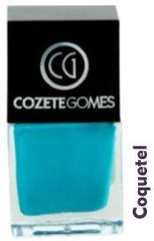 Esmalte Cozete Gomes Coquetel (cx com 6 unidades)
