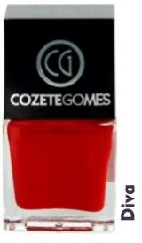 Esmalte Cozete Gomes Diva (cx com 6 unidades)