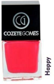 Esmalte Cozete Gomes Happy (cx com 6 unidades)
