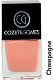 Esmalte Cozete Gomes Champagne (cx com 6 unidades)