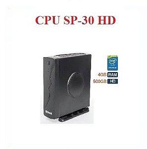 CPU SP30 com HD 500Gb - SWEDA ## REVENDA AUTORIZADA ##