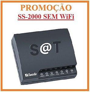 SAT Fiscal - SS-2000E (ETHERNET-SEM WiFi) - SWEDA [PROMOÇÃO] ## REVENDA AUTORIZADA ##