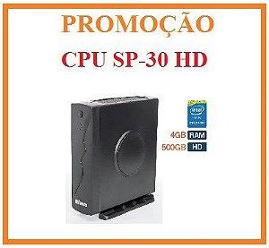 CPU SP30 com HD 500Gb - SWEDA [PROMOÇÃO] *** REVENDA AUTORIZADA ***