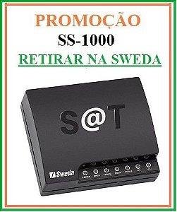 SAT Fiscal - SS-1000 - SWEDA [PROMOÇÃO] {RETIRAR NA FABRICA} ** REVENDA AUTORIZADA **