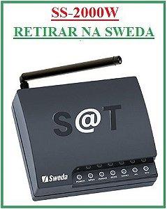SAT Fiscal - SS-2000W (WiFi) - SWEDA {RETIRAR NA FABRICA} ** REVENDA AUTORIZADA **