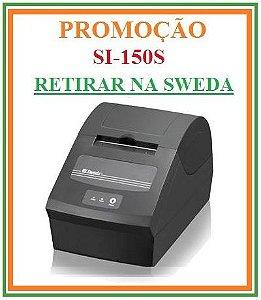Impressora Térmica de Cupom Fiscal SI-150S (USB/SERIAL) - SWEDA [PROMOÇÃO] {RETIRAR NA FABRICA} ** REVENDA AUTORIZADA **
