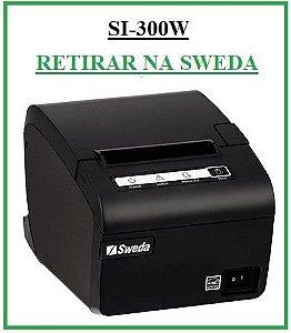Impressora Térmica de Cupom Fiscal SI-300W (USB/WIFI) - SWEDA {RETIRAR NA FABRICA} *** REVENDA AUTORIZADA ***