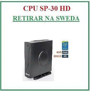 CPU SP30 com HD 500Gb - SWEDA {RETIRAR NA FABRICA} ## REVENDA AUTORIZADA ##