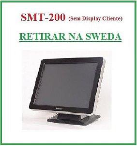"Monitor Touch 15"" SMT-200 SEM Display Cliente - SWEDA {RETIRAR NA FABRICA} ## REVENDA AUTORIZADA ##"