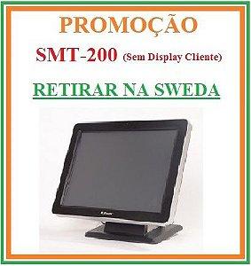 """Monitor Touch 15"""" SMT-200 SEM Display Cliente - SWEDA [PROMOÇÃO] {RETIRAR NA FABRICA} ## REVENDA AUTORIZADA ##"""