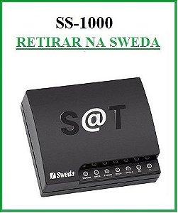 SAT Fiscal - SS-1000 - SWEDA {RETIRAR NA FABRICA} ## REVENDA AUTORIZADA ##