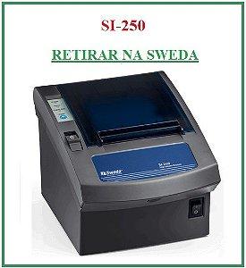 Impressora Térmica de Cupom Fiscal SI-250 (USB/SERIAL) - SWEDA  {RETIRAR NA FABRICA} ## REVENDA AUTORIZADA ##