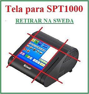 TELA para PC TOUCH SPT1000 - SWEDA {RETIRAR NA FABRICA} ## REVENDA AUTORIZADA ##
