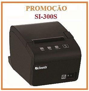 Impressora Térmica de Cupom Fiscal SI-300S (USB/SERIAL) - SWEDA [PROMOÇÃO] *** REVENDA AUTORIZADA ***