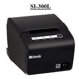Impressora Térmica de Cupom Fiscal SI-300L (USB/REDE) - SWEDA *** REVENDA AUTORIZADA ***