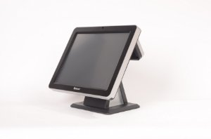 "Monitor Touch 15"" SMT-200 COM Display Cliente - SWEDA *** REVENDA AUTORIZADA ***"