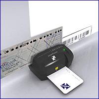 Smarthome 10 - Leitor e Gravador de Smart Card, Leitor de Código de Barras (Boletos) e CMC-7 (Cheques ) USB - NONUS  *** REVENDA AUTORIZADA ***