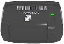 HomebanK USB - Leitor de Boletos - NONUS  *** REVENDA AUTORIZADA ***