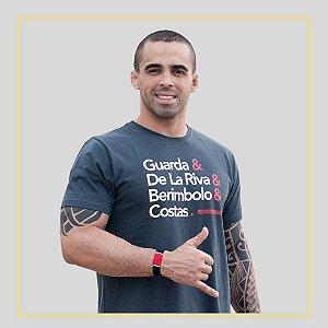 Camiseta Jiu-Jitsu Berimbolo