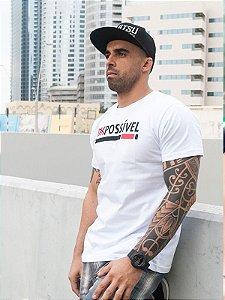Camiseta Impossível POSSÍVEL