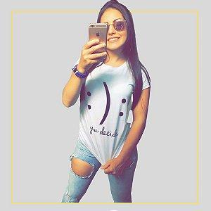 Camiseta You Decide :)