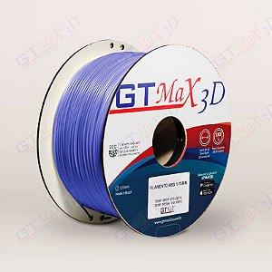 Filamento ABS Premium MG94 1.75mm GTMax3D - Azul Claro
