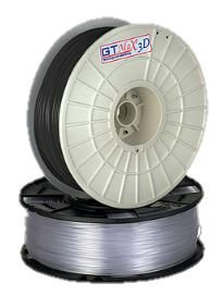Filamento ABS 1.75mm GTMax3D - Com carretel + Caixa