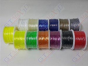 Filamento PLA 1.75mm GTMax3D - com Carretel + Caixa