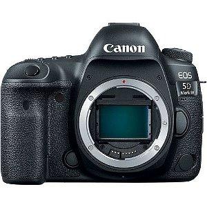 Câmera Canon EOS 5D Mark IV Apenas o Corpo