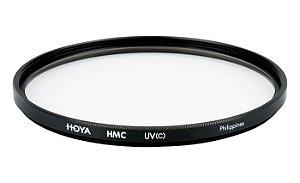 Filtro 52mm UV (C) Hoya HMC Multicoated Slim Frame