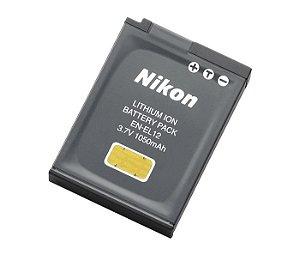 Bateria Nikon EN-EL12 para Câmera Nikon COOLPIX S9100 / S9300 / S9500 /P300 / S31 e outras